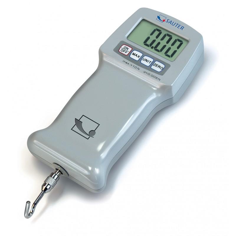 Dynamomètre traction/compression - A partir de 10N/0,005N