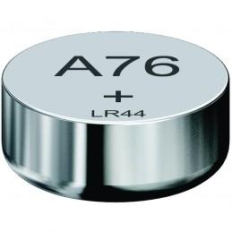 Pile bouton alcaline (LR44) - Lot de 10