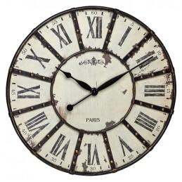 """Horloge """"Vintage"""" Ø 605mm"""
