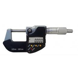 Micromètre digital étanche 0-25mm au 1/1000e