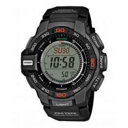 Montre digitale Casio Pro Trek - Séciale randonnée
