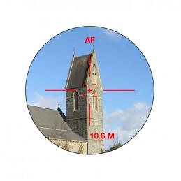 Monoculaire télémétrique 6 X 25 - Portée 800 m