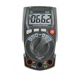 Multimètre professionnel compact jusquà 600VAC/DC et 10 AAC/DC