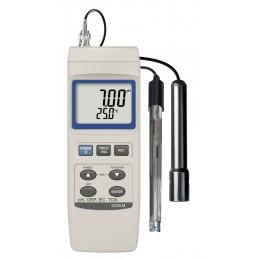 Phmètre et conductivité / TDS - Datalogger