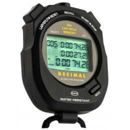 Chronomètre industriel 500 mémoires  - Décimal DMH / CMH