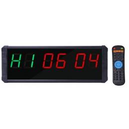 Timer afficheur à LEDs - Spécial sports de combats, fitness, musculation