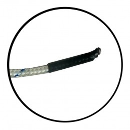 Sonde type K filaire - Soie de verre