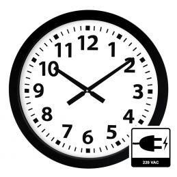 Horloge murale diam. 600mm - Alimentation 220V
