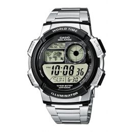 Montre Casio multisport Chrono/Timer - Métal