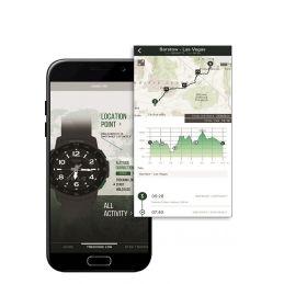 Montre de randonnée Casio Protrek - Fonction connectée smartphone