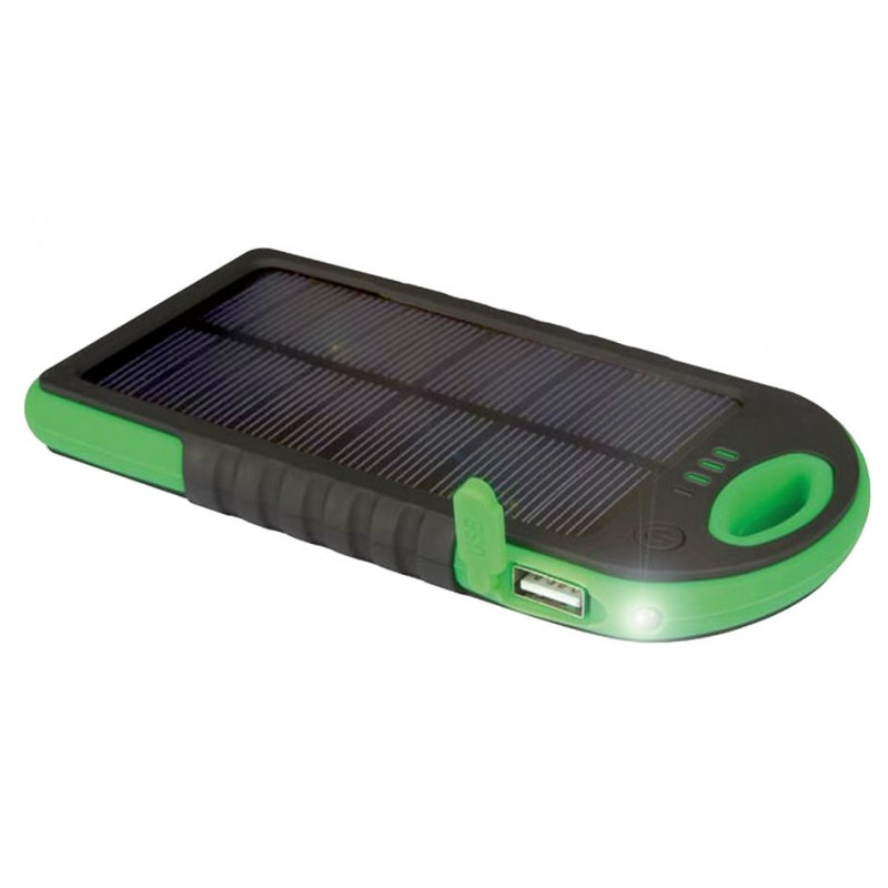 Power Bank / Chargeur nomade solaire