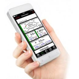 Pack Thermomètre filaire connecté Pro Observer pour PC et smartphone + Récepteur Hub