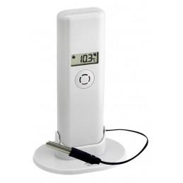 Double Thermomètre ambiant et filaire + Hygromètre Connecté Pro Observer pour PC et smartphone