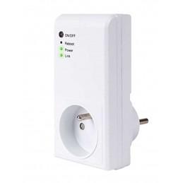 Prise électrique commandé à distance par smarpthone via Wifi