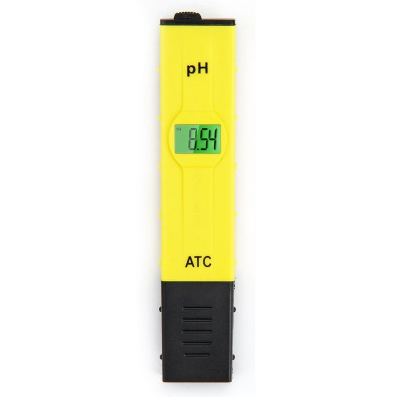 Stylo testeur de pH