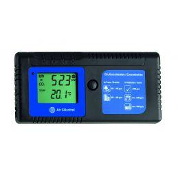 Détecteur de gaz CO2 ambiant - Alarme sonore