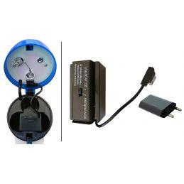 Batterie rechargeable pour mégaphone 2118GW