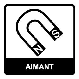 Thermomètre - sonde de poche - Grand affichage - Alarme température