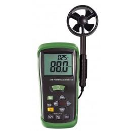Thermomètre - Anémomètre - Débitmètre